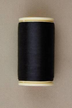 Handquiltgarn Fil Glacé, 100 m, Fb. 180 schwarz