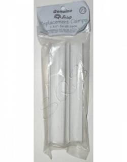 Q-Snap Ersatzklammern für  8 inch Rahmen (ca. 5-3/4 inch lang)