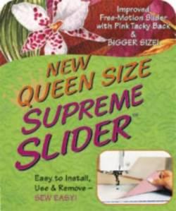 Supreme Slider  Queen Size ca. 29,21 x 43,18 cm