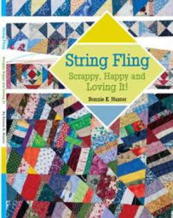 String Fling: Scrappy, Happy and Loving it!
