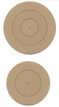 Kreislineale von 2-6 inch