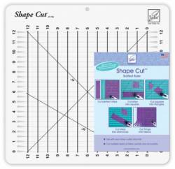 Shape Cut for Strips 1/2 inch