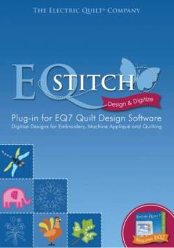 EQ Stitch Embroidery Software