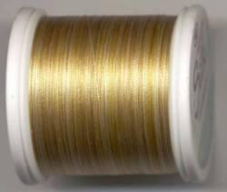 YLI Seidengarn #100/2-fach, Fb. 02 Variegated Golds