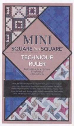 MINI Square In A Square Technique Ruler