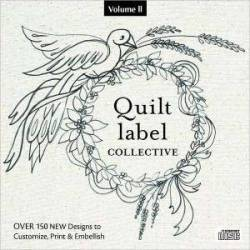 Quilt Label Collective CD Volume 2