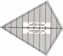 Clearview Triangle Super 60 8 inch