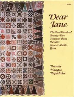 Dear Jane Buch