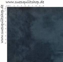 Stof Quilters Shadow graublau marmoriert