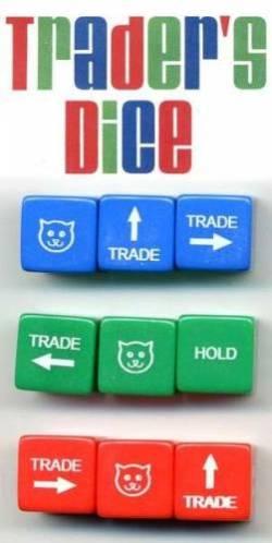 Traders Dice, Würfelspiel