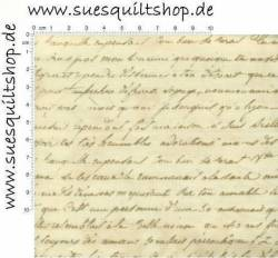 Lakehouse Taupe Writings, Schrift taupe auf natur