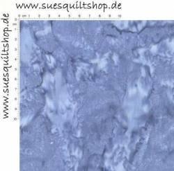 Hoffman Batik Ceylon blau
