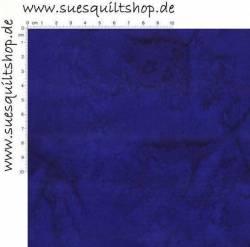 Hoffman Batik Cobalt leuchtend blau