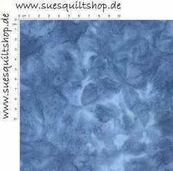 Hoffman Batik H2O, wasserblau