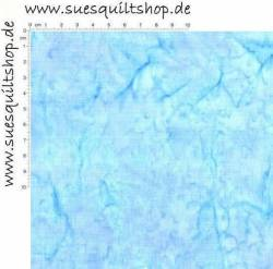 Hoffman Watercolor Batik Sky Blue