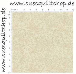Benartex Documentaries Quilt Back Print Delicate Vines Ranken beige auf natur