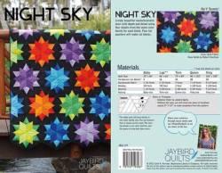 Anleitung Night Sky Quilt