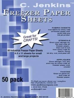 Freezer Paper für Drucker 8.5 x 11 inch