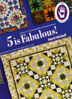 Encyclopedia of Patchwork Blocks Volume 5