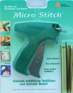 Heftpistole Basting Gun Micro Stitch