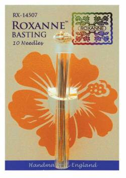 Roxanne Basting Needles, Heftnadeln, 58 mm lang