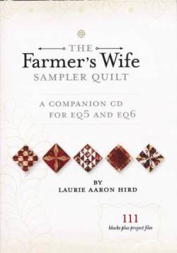 The Farmers Wife Sampler Quilt Companion CD