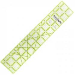 Omnigrip Antirutsch-Lineal  2.5x12.5 inch