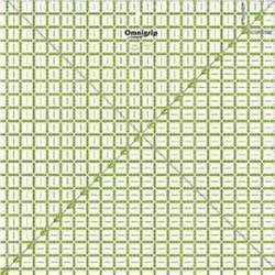 Omnigrip Antirutsch-Lineal 20.5x20.5