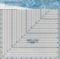 Square Up Ruler 12.5x12.5 INCH