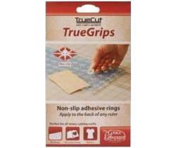 TrueCut TrueGrips Grippers for Ruler