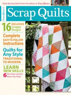 Scrap Quilts Spring 2014