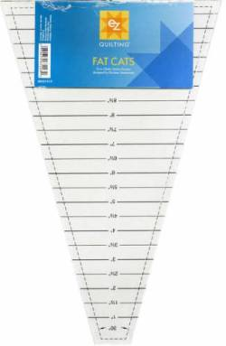 Fat Cats Template (30° Wedge Ruler)