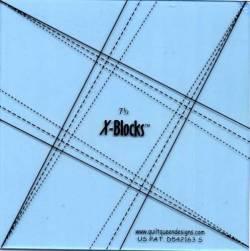 X-Blocks 7.5 INCH