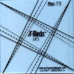 X-Blocks *Mini* 7.5 INCH