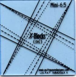 X-Blocks *Mini* 6.5 INCH