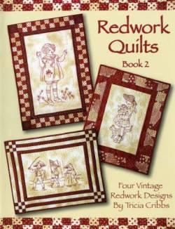 Redwork Quilts 2