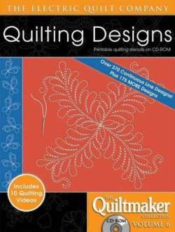 Quilting Designs 6 auf CD Quilting Motifs