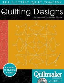 Quilting Designs 5 auf CD Quilting Motifs