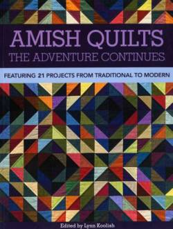 Amish Quilts: The Adventure Continues