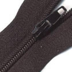 Make-A-Zipper Endlosreißverschluß ca. 5 m, mit 12 Zippern, schwarz