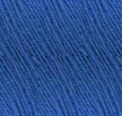 Regia Sockenwolle Uni Königsblau 50 g Knäuel