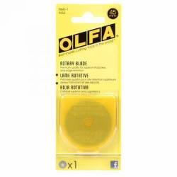 Ersatzklinge für Rollschneider Olfa/PRYM 45mm RB45-1