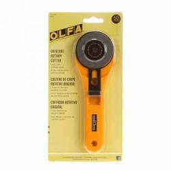 Olfa Rollschneider gelb 60 mm