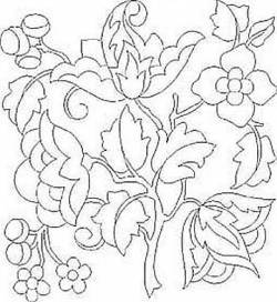 Schablone 11 inch Primrose