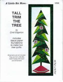 Anleitung Little Bits Tall Trim The Tree