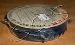 Make-A-Zipper Endlosreißverschluß ca. 5 m, mit 12 Zippern, marineblau