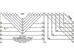 Scrap Master PLUS, zur Resteverwertung Half Square Triangles