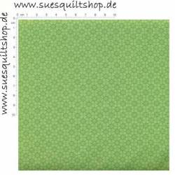 Stof Quilters Basic Memories Tile Lime Green