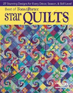 Best of Fons & Porter - Star Quilts