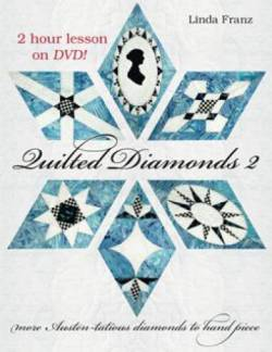 Quilted Diamonds 2 mit CD und DVD